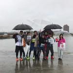 諏訪湖マラソンありがとうございました!