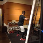 トレーニング動画ブログで近日配信します!